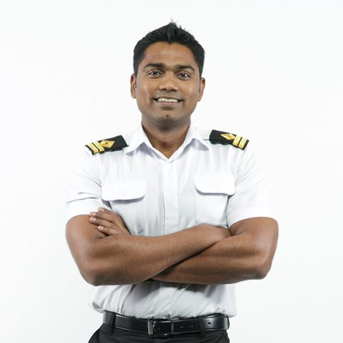 Thaniarasu Sannasi – Chief Officer